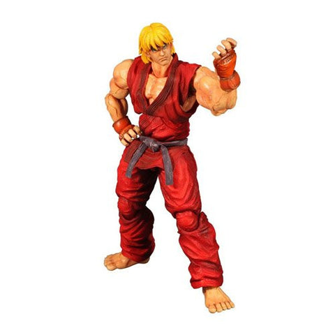 Super Street Fighter IV Play Arts KAI Vol 4 - Ken