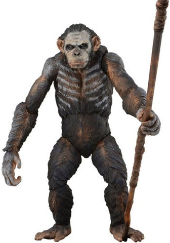 "Dawn of the Planet of the Apes 7"" Koba action figure"