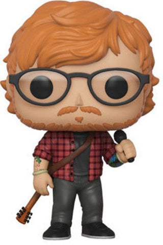 Funko POP! Ed Sheeran Vinyl Figure