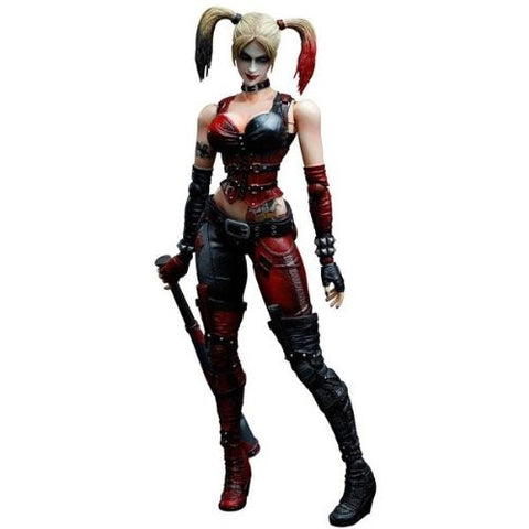 Batman Arkham City Play Arts KAI Harley Quinn