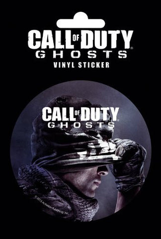 Call of Duty Ghosts Cover Sticker