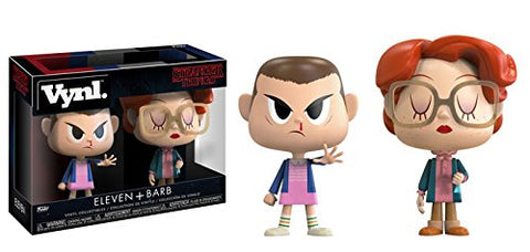 Funko POP Stranger Things Eleven And Barb Vinyl Figure