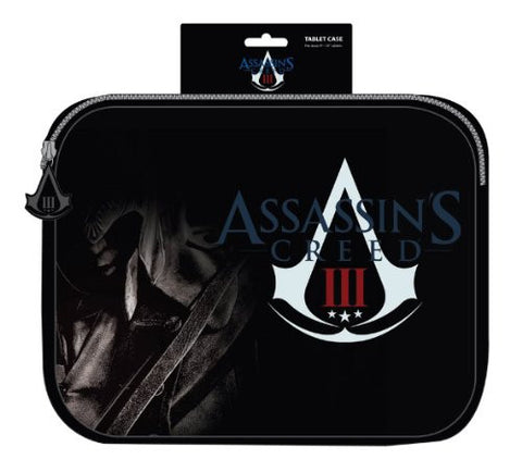 Assassin's Creed III-Tablet Cas Tablet Case with Logo