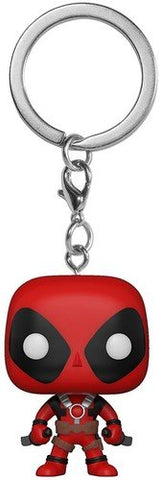 Funko POP! Deadpool Playtime Deadpool With Sword Keychain