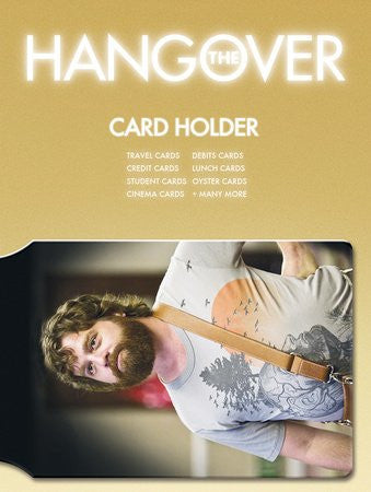 The Hangover Wolf Pack Card Holder