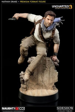 Uncharted 3 Nathan Drake 1/4 Scale