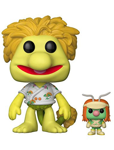 Funko POP Fraggle Rock Wembley With Doozer Vinyl Figure