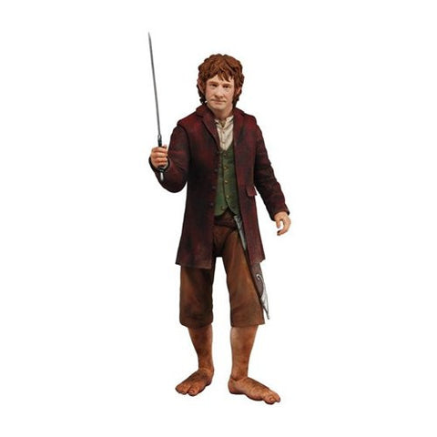 The Hobbit Bilbo Baggins 1/4th Scale Action Figure