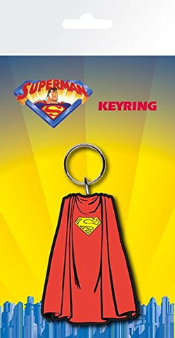 Superman Cape Keychain