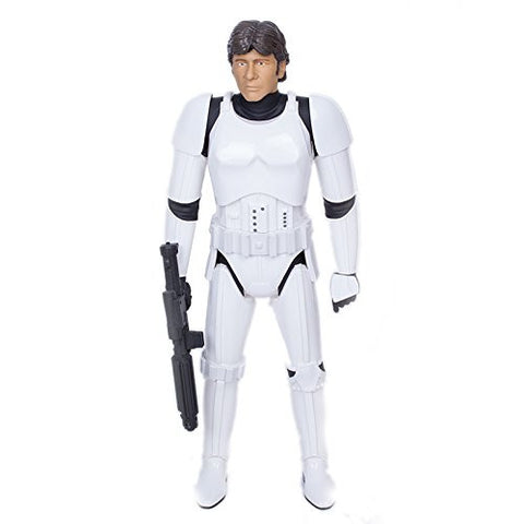 Star Wars 31 Inch Han Solo Stormtrooper Action Figure