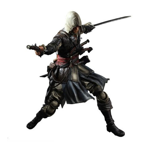 Assassin's Creed IV Black Flag Play Arts Kai Edward Figure