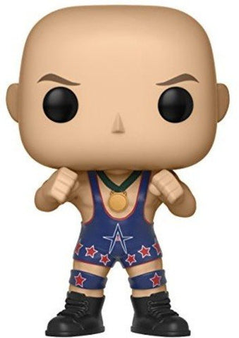 Funko POP! WWE Kurt Angle Ring Gear Vinyl Figure