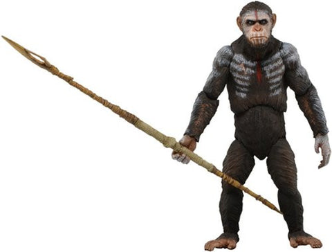 "Dawn of the Planet of the Apes 7"" Caesar Action Figure"