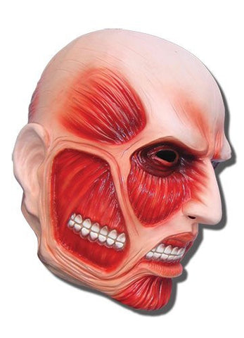 Attack on Titan Colossal Titan Mask