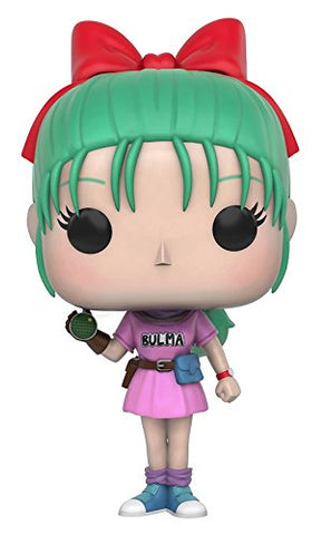 Funko POP Dragon Ball Bulma Vinyl Figure