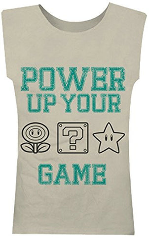Nintendo Power Up Your Game T-Shirt