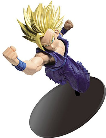 Dragon Ball Z - Son Gohan Super Saiyan 2 Scultures Big Budokai Figurine