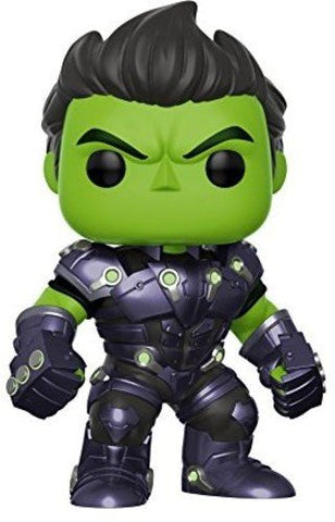 Funko POP Marvel-Future Fight Amadeus Cho Vinyl Figure
