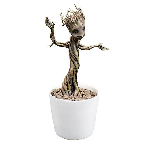 Guardians of the Galaxy Baby Groot Premium Motion Statue