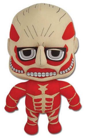 Attack on Titan Colossal Titan Plush