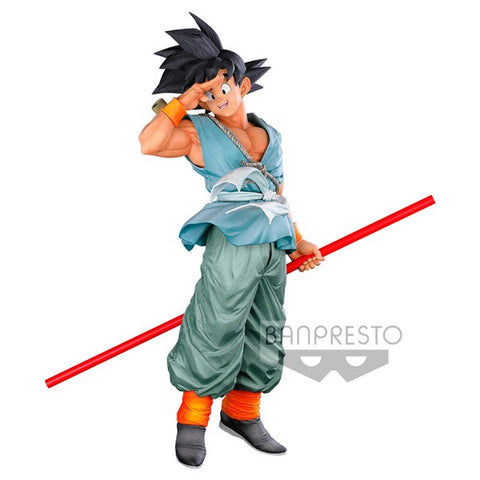 Dragon Ball Super - Son Goku Master Stars Piece Banpresto Figure