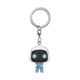 Funko POP! Fortnite Frozen Raven Keychain