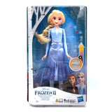 Disney Frozen 2 Elsa Magical Swirling Adventure - Light up Figure