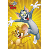Tom And Jerry Cast Poster