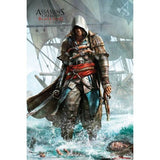 Assassin's Creed 4 Shore Poster