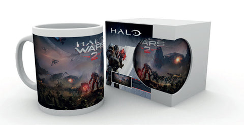 Halo Wars 2 Key Art Mug