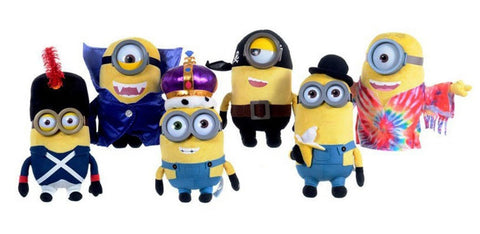Minions Costumes Premium Plush (Assorted)