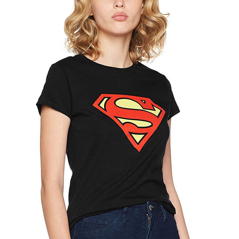 Superman Logo Women's T-Shirt