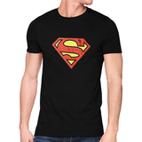 Superman Men's Logo T-Shirt