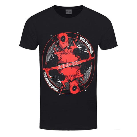 Deadpool - Bad Good T-Shirt