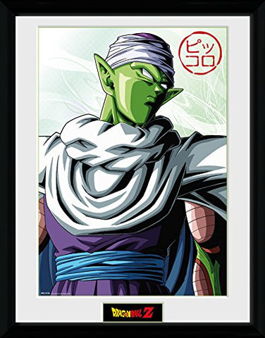 Dragon Ball Z Piccolo Framed Portrait