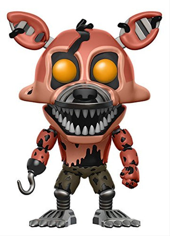 Funko POP Foxy Five Nights At Freddy's Nightmare Vinyl Figure