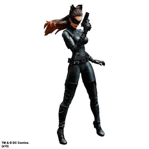 The Dark Knight Trilogy Play Arts Kai Catwoman
