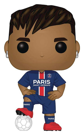 Funko POP! Football Neymar da Silva Santos Jr PSG Vinyl Figure