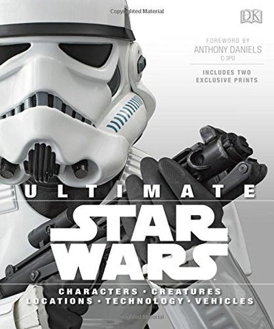 Ultimate Star Wars Hardcover