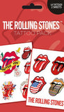 The Rolling Stones Lips Tattoo pack