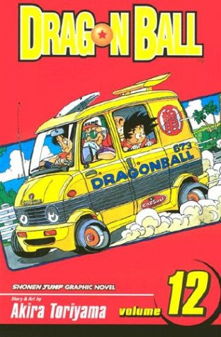 Dragon Ball Vol. 12 Paperback