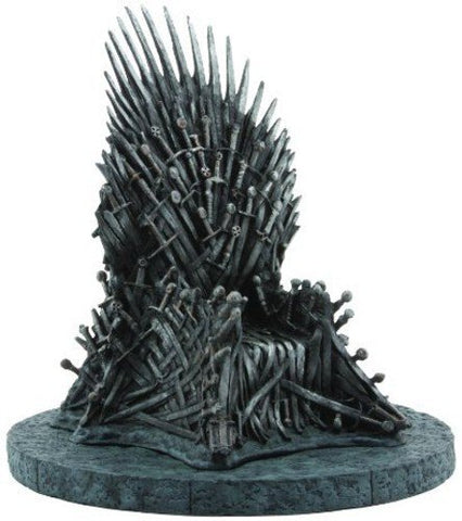 "Game of Thrones Miniature Iron Throne 7"" Replica Statue"