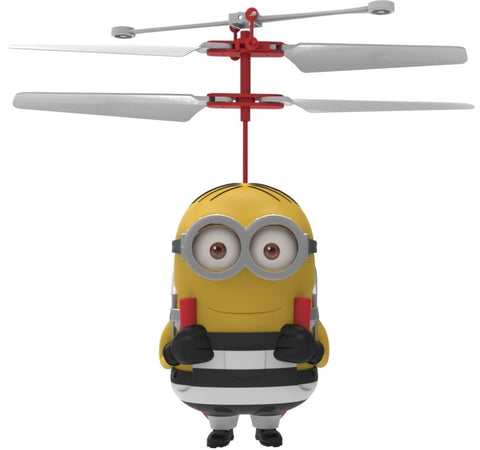 Hand Controlled Flying Minion Toy