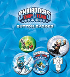 Skylanders Trap Team Badge Pack