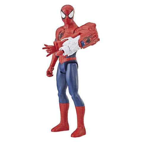 Spider-Man Titan FX Power 2, Multicolour Action Figure