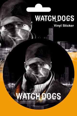 Watch Dogs Aiden Sticker
