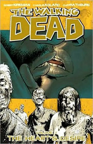 The Walking Dead Vol. 4 The Heart's Desire