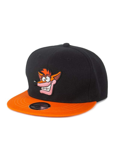 Crash Bandicoot Classic Crash Snapback Cap