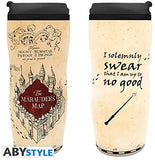 ABYstyle Harry Potter Marauders Map Travel Mug