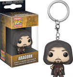 Funko POP! Lord of the Rings Aragorn Keychain
